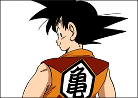 goku's lost martial arts uniform discovered