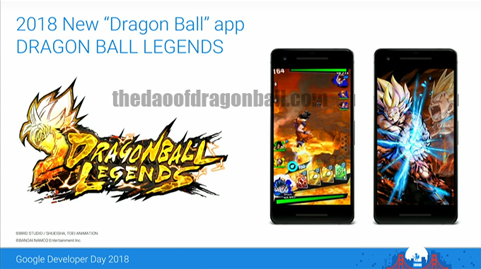 dragon ball legends app