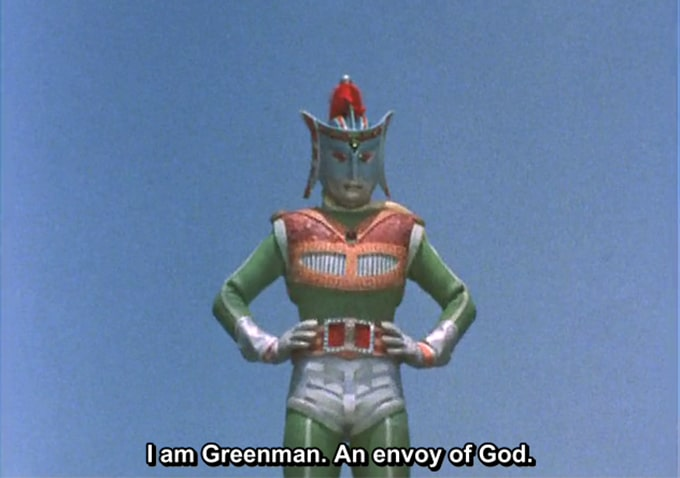 ike greenman hero envoy of god