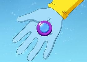 zeno button dragon ball super