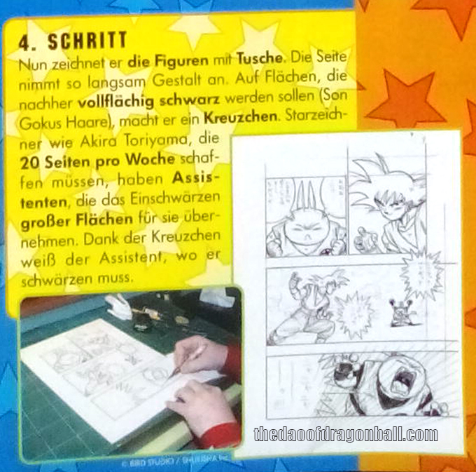 akira toriyama how to draw manga lesson leipzig germany step 4