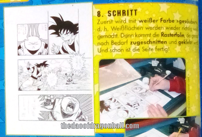 akira toriyama how to draw manga lesson leipzig germany step 8