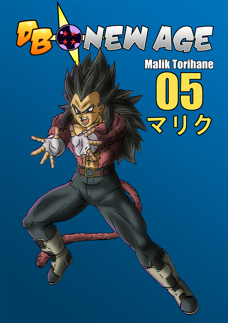 dragon ball new age chapter 5
