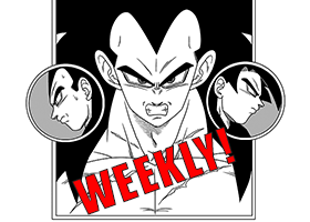 dragon ball new age goes weekly