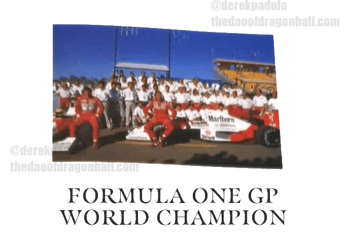 1990 formula one gp world champion