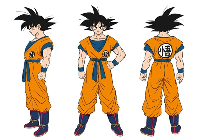 goku dogi design dragon ball super broly
