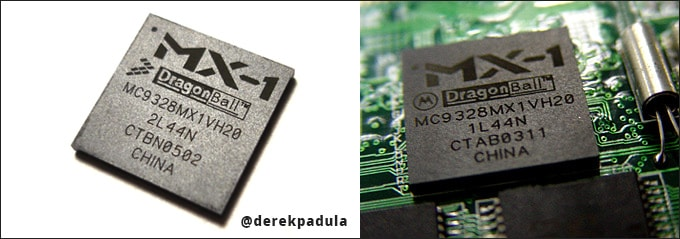 dragonball mx1 chip