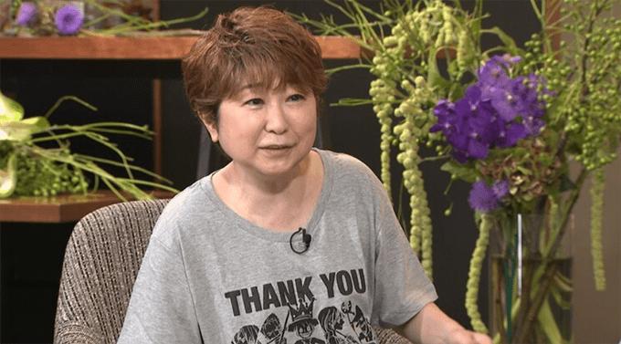 mayumi tanaka voice actor krillin luffy fuji tv