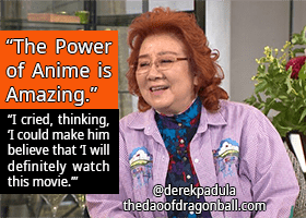 the power of anime masako nozawa son goku headline