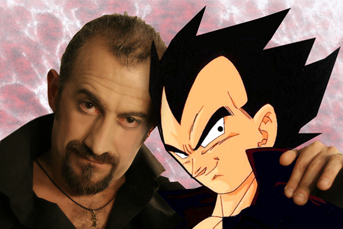 gianluca iacono the italian voice of vegeta in dragon ball z