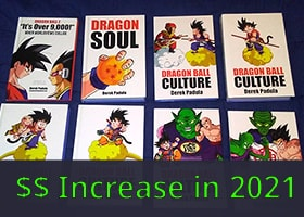 dragon ball book prices increasing in 2021
