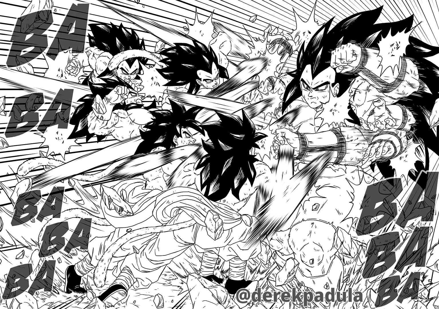 dragon ball new age chapter 7-10-11