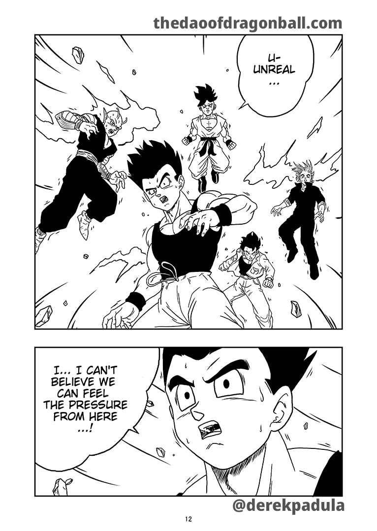 dragon ball new age chapter 7-12