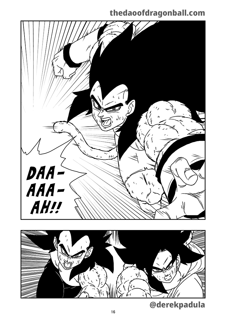 dragon ball new age chapter 7-16
