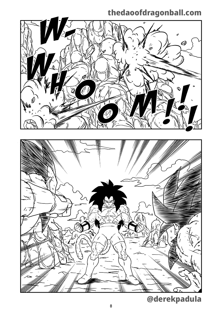 dragon ball new age chapter 7-8