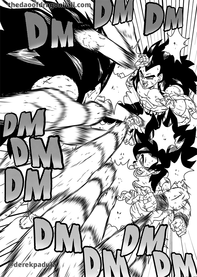 dragon ball new age chapter 7-17