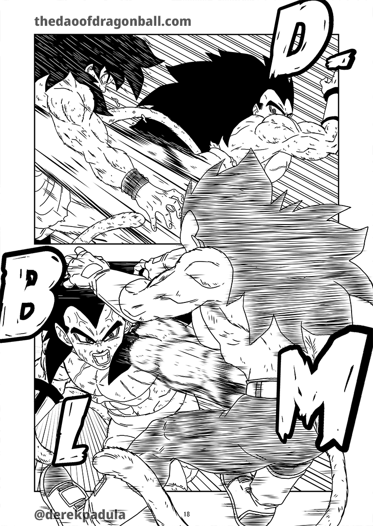 dragon ball new age chapter 7-18