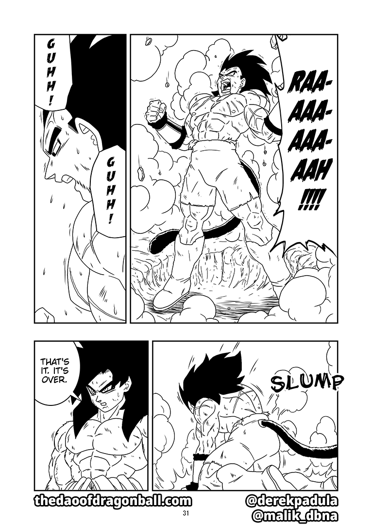 dragon ball new age chapter 7 page 31