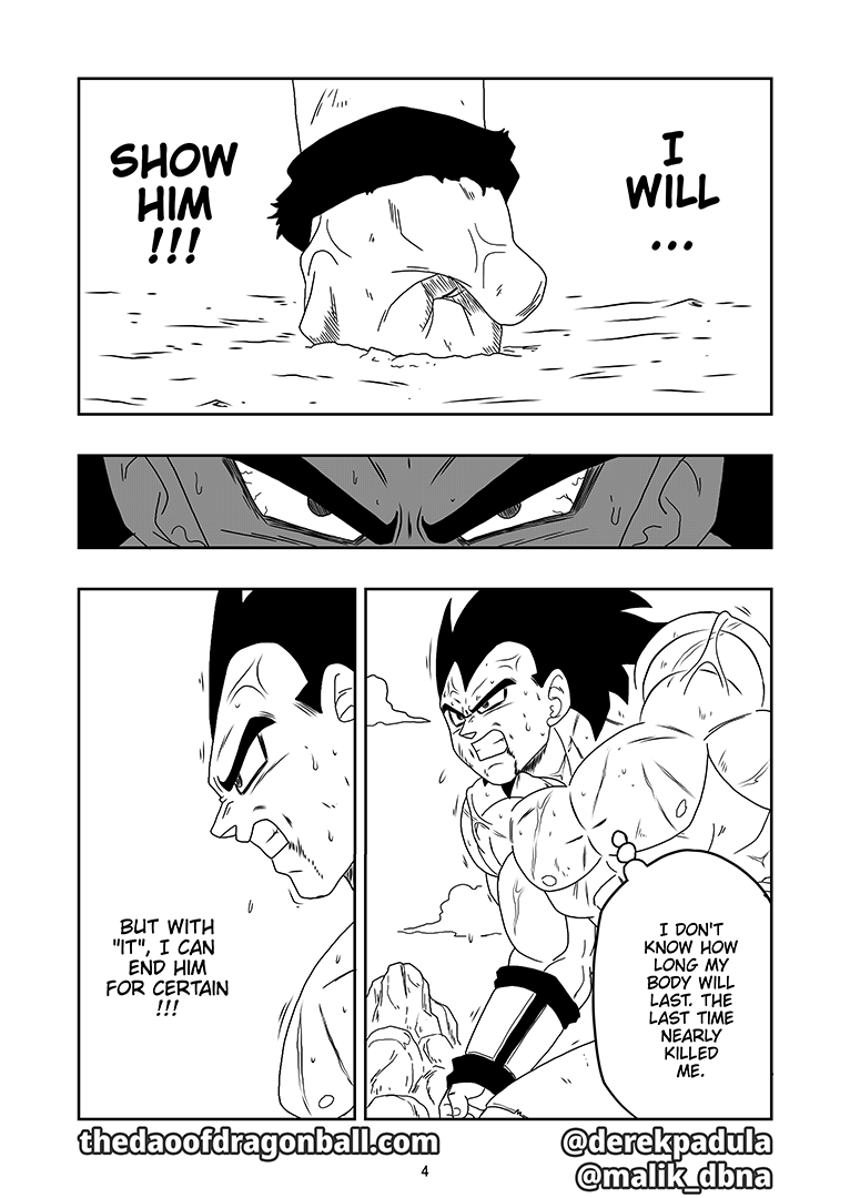 dragon ball new age chapter 8-4