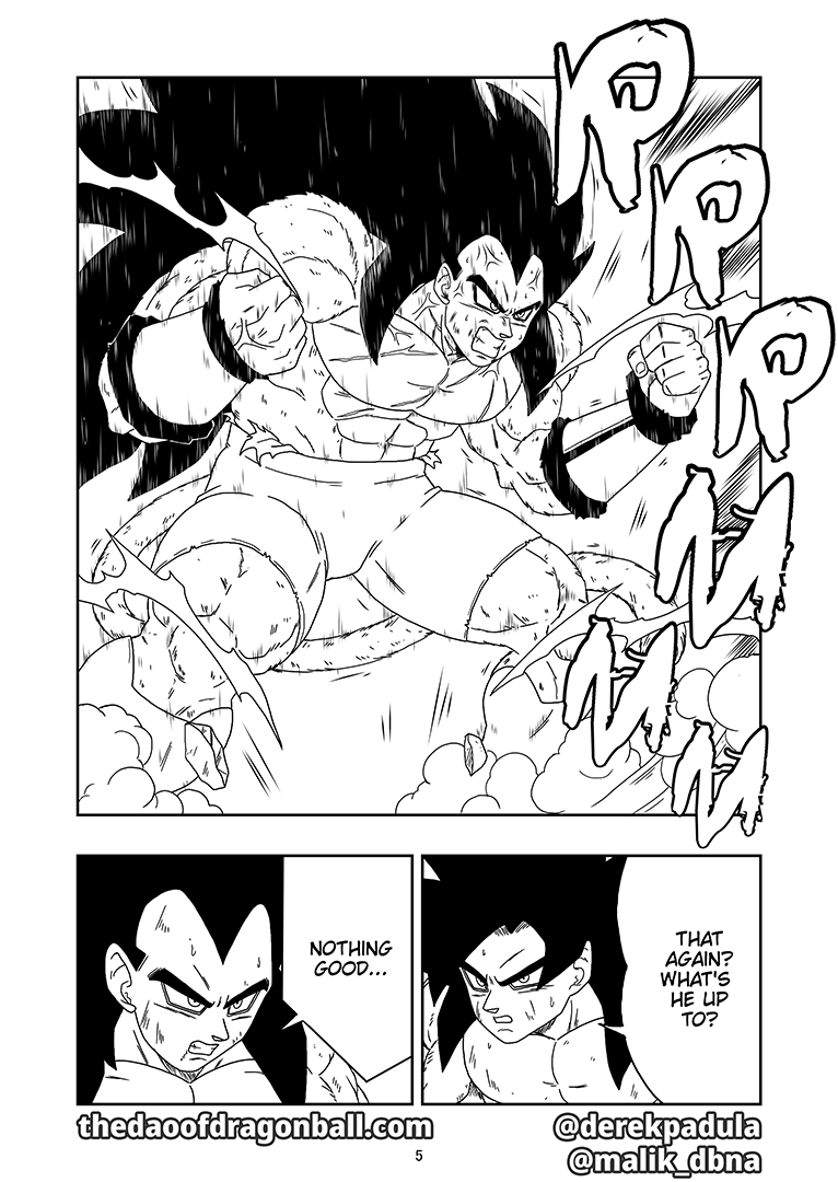 dragon ball new age chapter 8-5