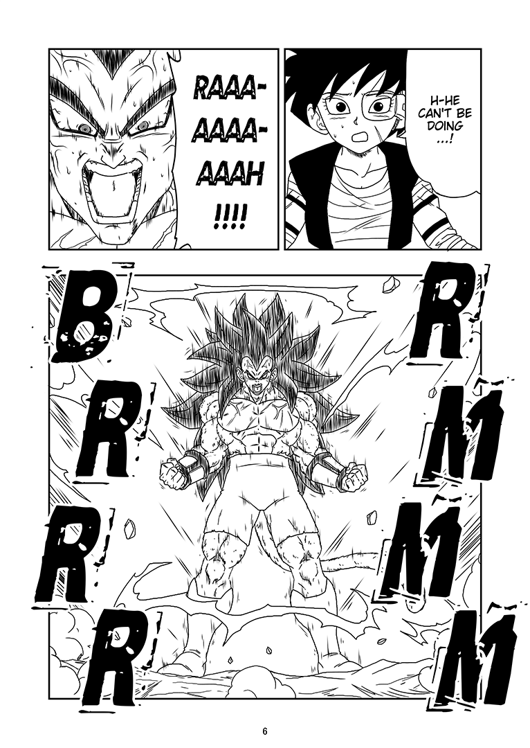 dragon ball new age chapter 8-6